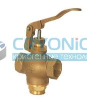 Тип 01028 Запорный клапан