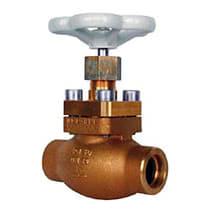 Тип 01301 Запорный клапан