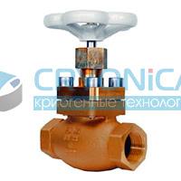 Тип 01305 Запорный клапан