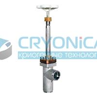 Тип 01322 Угловой клапан