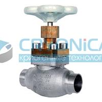 Тип 01331 Запорный клапан