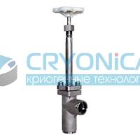 Тип 01342 Угловой клапан