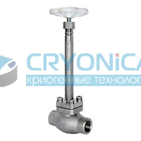 Тип 01345 Запорный клапан