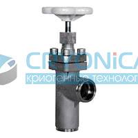 Тип 01352 Угловой клапан
