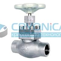 Тип 01355 Запорный клапан