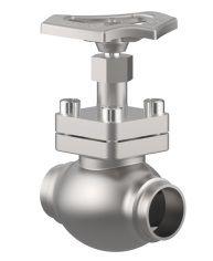 Запорный клапан тип 01651