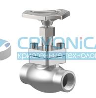 Запорный клапан тип 01655