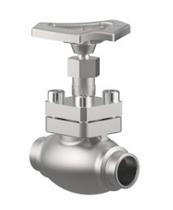 Запорный клапан тип 01751 под приварку