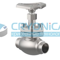 Запорный клапан тип 01851, PN50