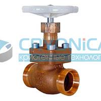 Тип 02401 Запорный клапан