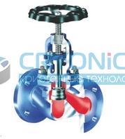 Запорный клапан тип 03080