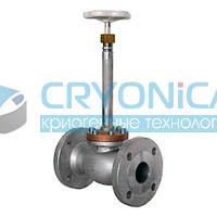 Тип 03321 Запорный клапан с фланцами по DIN EN