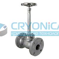 Тип 03341 Запорный клапан с фланцами DIN EN