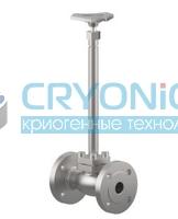 Запорный клапан тип 03641, PN40