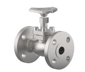Запорный клапан тип 03651, PN40
