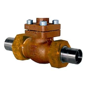 Обратный клапан тип 05411 с штуцерами под приварку