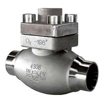 Обратный клапан тип 05414 под приварку