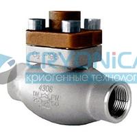 Обратный клапан тип 05415 внутренняя резьба