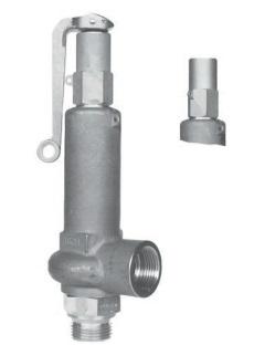 Перепускной клапан тип 06322