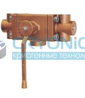 Дивертор тип 06510, DN 32