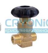 Запорный газовый сетевой вентиль GCE тип 0760434