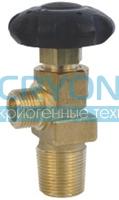 Тип 0765398 Запорный газовый вентиль GCE