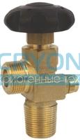 Тип 0775840 Запорный газовый вентиль GCE