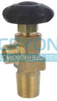 Тип 0777145 Запорный газовый вентиль GCE