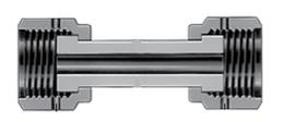 Фитинги с торцевым кольцевым уплотнением VCR втулки муфтовые