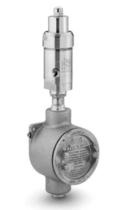 Испаряющий редуктор давления с электрическим нагревом серии KEV