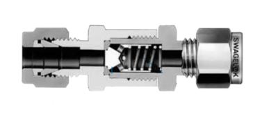 Обратный клапан серии С