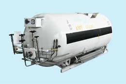 Цистерна транспортная криогенная РК-2/0,25П