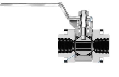 Шаровые краны  для работы в условиях высоких температур (Т60М)