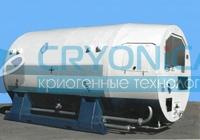 Цистерна транспортная криогенная ЦТК- 2,5/0,25