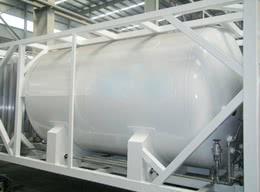 Криогенный контейнер-цистерна 1СС-ТСС 20/2,4