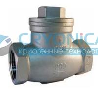 Клапан обратный поворотный серии VCXA
