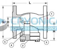 Криогенный фильтр CAEN FCB-1150