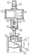 Запорный клапан CAEN VCBS-1600 NCH