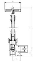 Криогенный вентиль CCK DJ64F-40P