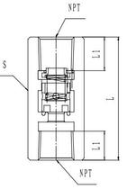 Обратный клапан криогенный типа T202DH12-15