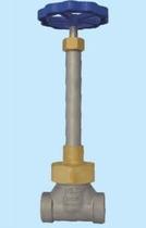 Запорный клапан криогенный типа DJ-A с длинным штоком