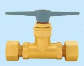 Клапан запорный газовый типа QJT PN200 бар