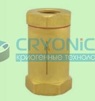 Обратный клапан криогенный типа  DH-15T