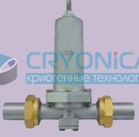 Криогенный регулятор подъема давления типа DYS-20, DYS-25
