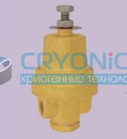 Криогенный регулятор подъема давления типа DYS