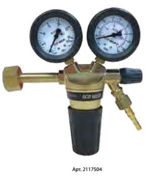Кислородный редуктор BASE CONTROL Ar/Co2 (Арт. 2117504)