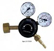 Углекислотный/ аргоновый регулятор У 30/АР 40 КР (Арт. 2117518)