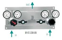 Панель GCE Druva BMD 230-35/39