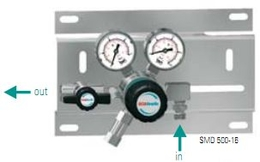 Панель GCE Druva SMD 500-16/24/25