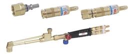 Быстросъемное соединение для резаков и горелок с обратным клапаном